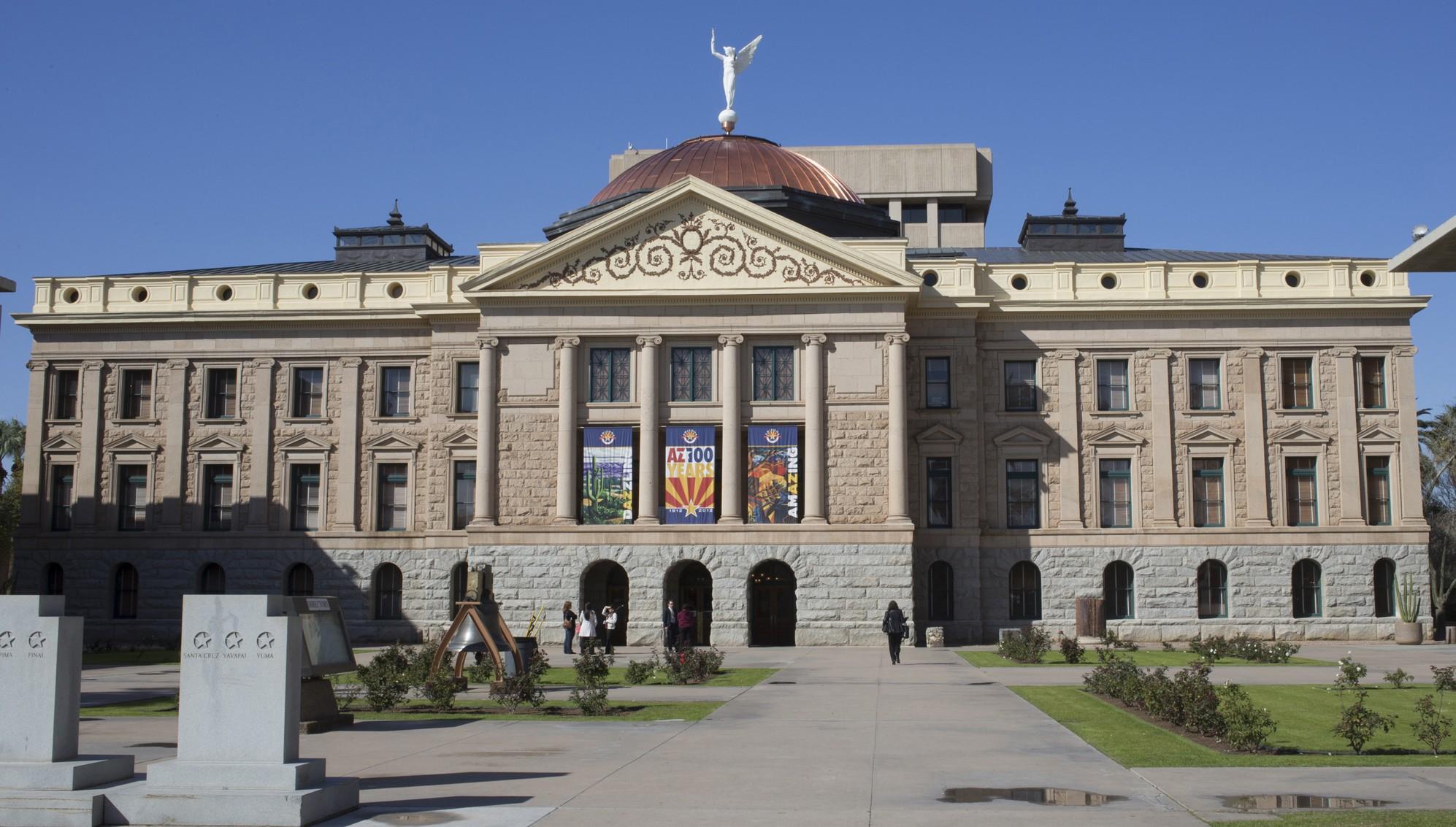 LIVE: Arizona State Senate Judiciary Holds Hearing on Election Fraud 12/14/20