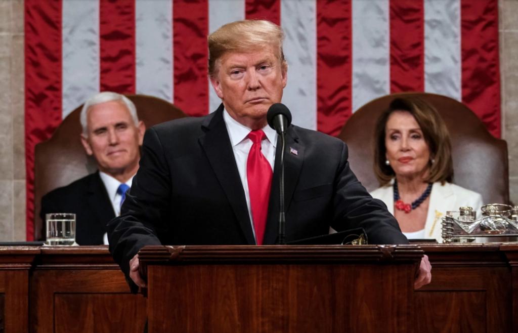 Trump's Ratings Trump Biden's Speech to Congress